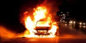 Car Fires: Reading the Smoke Signals
