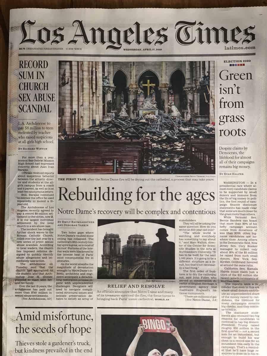 LA-TIMES Article
